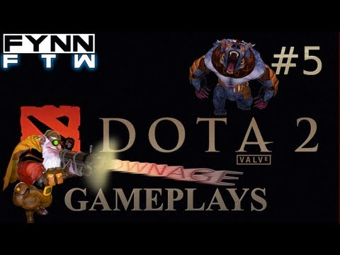 [Dota 2] GamePlay #05 RAPE | Da Ownage [FULL-Game] [german]