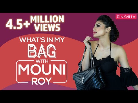 Xxx Mp4 What S In My Bag With Mouni Roy S03E06 Fashion Bollywood Pinkvilla 3gp Sex
