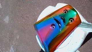 โครเมี่ยมชนิดพ่น จำหน่ายอุปกรณ์พ่นโครเมี่ยมชุดเล็ก