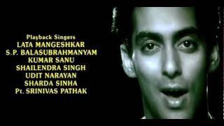 Hum Aapke Hain Kaun [Full Video Song] (HQ) With Lyrics - Hum Aapke Hain Kaun