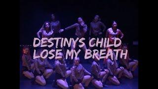 Destiny's Child - Lose My Breath Choreography