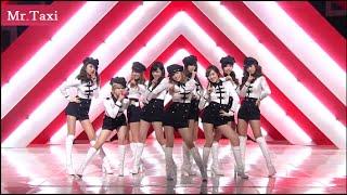 HD [SNSD] Girls' Generation / Mr.Taxi - Inkigayo 111225