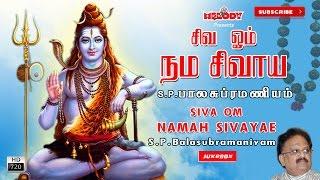 Siva Om Namah Sivayae | Sivan Songs | S.P.Balasubramaniam | Shivarathri Songs | Siva Songs