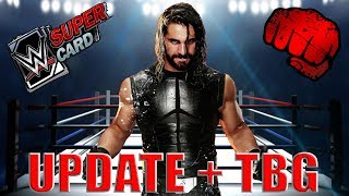 Achievements abgeholt - 2x TBG Platin Pack + Update Infos | WWE SuperCard