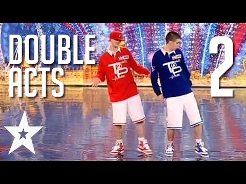6 More Awesome Double Acts Around The World Got Talent Global