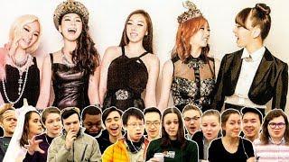 Classical Musicians React: Ladies Code 'Bad Girl' vs 'Galaxy'