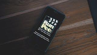 RunPee - Peacefully pee during a movie! // App Spotlight #1