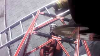 Richland Fire helmet cam 4-09-13 Windber, PA