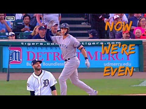 MLB Revenge Home Runs