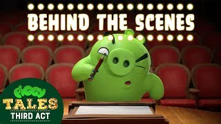 Angry Birds | Piggy Tales | How To Write A One Minute Comedy