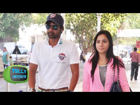 Shabbir Ahluwalia and Kanchi Kaul First Holiday Trip With Their New Born