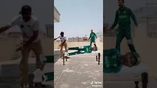 Pakistani Cricket Team loss match and public reaction on it see gays very funny.