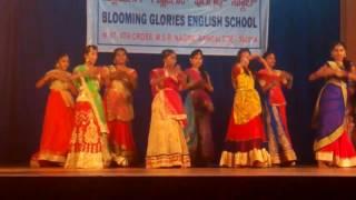 Cham Cham dance by BGHS blr
