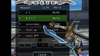 Avabel Online - My best score so far in GvG with Mikasa