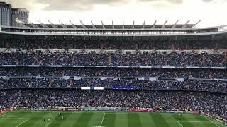 Hala Madrid (y nada mas) - Real Madrid vs. Bayern Munich - 2018/05/01 - Full Song