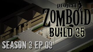 Project Zomboid Build 35 | Season 3: Ep 9 | Police | Let's Play!
