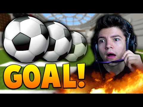 Xxx Mp4 CRAZY GOAL Soccer In Minecraft With The Pack 3gp Sex