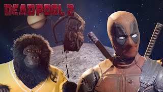 Deadpool 2   Touring Now: Deadpool and the Super Duper Band   20th Century FOX