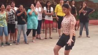 Kerala college girl dance