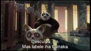 Tetum Subtitle Episodio Completo. Kungfu Panda Feriado Special.