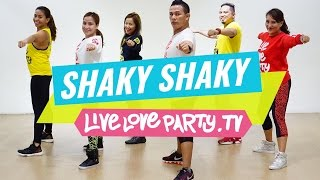 Shaky Shaky by Daddy Yankee | Zumba® | Dance Fitness | Live Love Party