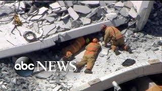 Investigation continues in Miami bridge collapse