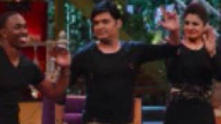 THE KAPIL SHARMA SHOW|RAVISHING RAVEENA |D.J.BRAVO EPISODE 10 HD