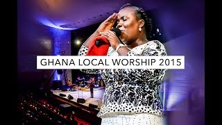 Ghana Local Worship 2015 by Denzel Agyeman-Prempeh & HBM (TGH2015) ft Becky Bonney,Uncle Ato,YawOsei