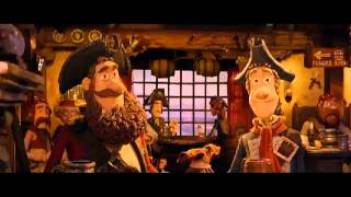 The Pirates Band of Misfits Trailer for Movie Review at http://www.edsreview.com