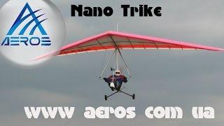 Aeros electric powered Nano Trikes on display at Aero Friedrichshafen.