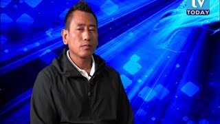 Dil Gurung, Master, Unity Taekwondo Academy, Hong kong Talk show on TV TODAY TELEVISION