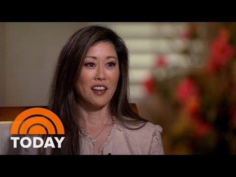 Figure Skater Kristi Yamaguchi Looks Back At Her Olympic Gold Medal Moment TODAY