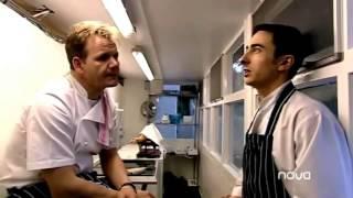 Pesadilla en la Cocina UK 1x03 Español