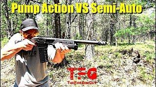 12 Gauge Pump VS Semi-Auto - Which Do You Prefer? - TheFireArmGuy