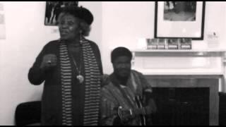 Dorothy Masuku and Bheki Khoza