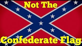 Not the Confederate Flag