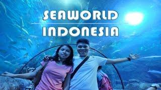 One day at Seaworld Indonesia 2017 | DJI Osmo