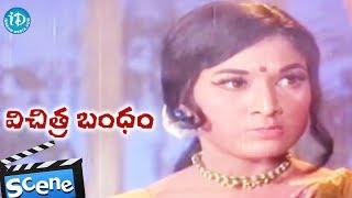 Vichitra Bandham - Vanisri, Nageswara Rao Emotional Scene