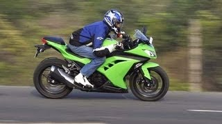 Kawasaki Ninja 300 | Comprehensive Review | Autocar India