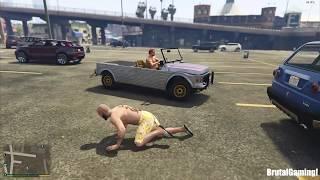GTA 5 Brutal Kill Compilation (GTA V Trevor Funny Moments Fail Thug life)