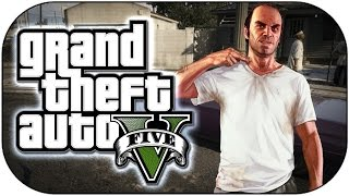 PRANKING in the Hood w/ Trevor (Hilarious GTA 5 Machinima)
