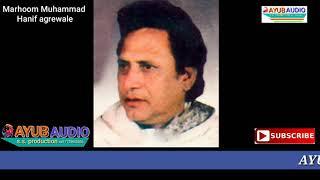 Hanif Agrewale Qawwal   TUMHARE SHAHER KA MAUSAM BADA SUHANA LAGE   SUPERHIT GAZAL