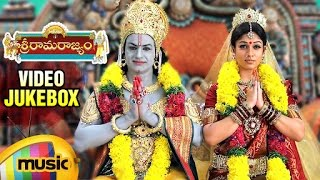 Sri Rama Rajyam Video Songs Jukebox | Balakrishna | Nayantara | Shreya Ghoshal