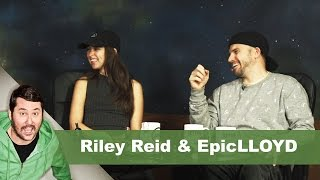 Riley Reid & EpicLLOYD | Getting Doug with High