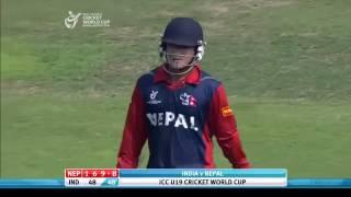 India U19 (Ishan Kishan,Rishabh Pant,Sarfaraz Khan,Washington Sundar,Avesh Khan) Match