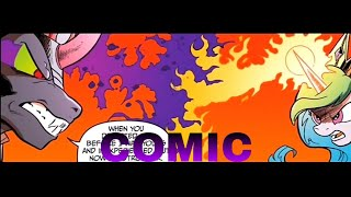 The Return of King Sombra [MLP COMIC] Part-1