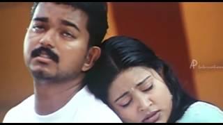 Vaseegara Tamil Movie   Songs   Oru Thadavai Solvaya Song   Sneha questions Vijay