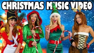 Christmas Songs Music Video for Kids. Totally TV from DisneyToysFan.