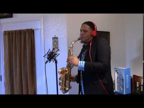 Fetty Wap Trap Queen (Alto Saxophone Cover) Rashad Maybell