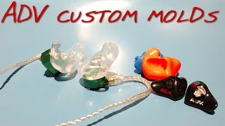 ADV Custom In-Ear Tips _(Z Reviews)_ Eartune for Everyone!
